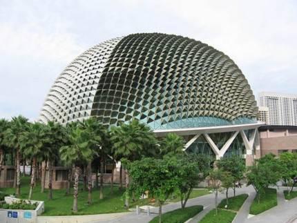 esplanade-theatres-singapura