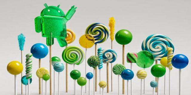 Android 5.0 Lolipop penerus Android KITKAT