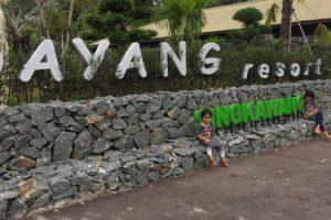 Wisata Alam Dayang Resort Singkawang
