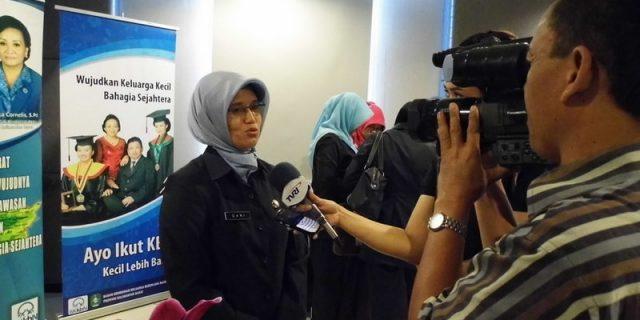 Kegiatan Review Program KKB Perwakilan BKKBN Kalbar Tahun 2012