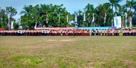 BKKBN Gelar Kemah Bhakti Daerah Saka Kencana