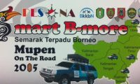 Borneo Mupen On The Road 2015