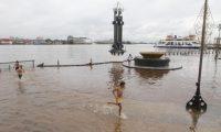 Warga Kota Pontianak waspada Banjir