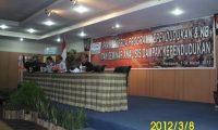 Pra Rakerda Program Kependudukan dan Keluarga Berencana Provinsi Kalimantan Barat