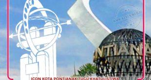 Tugu Khatulistiwa Icon Kota Pontianak